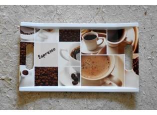 Podnos espresso  31x18cm