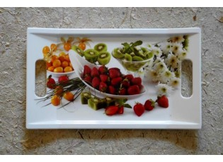 Podnos ovoce 31x18cm