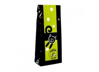 Ovocný čaj - zelená veselá kočka