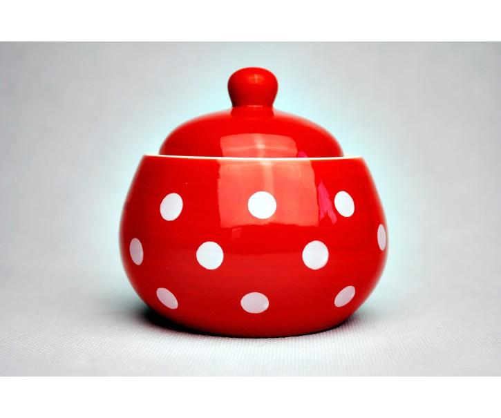 Cukřenka červený puntík