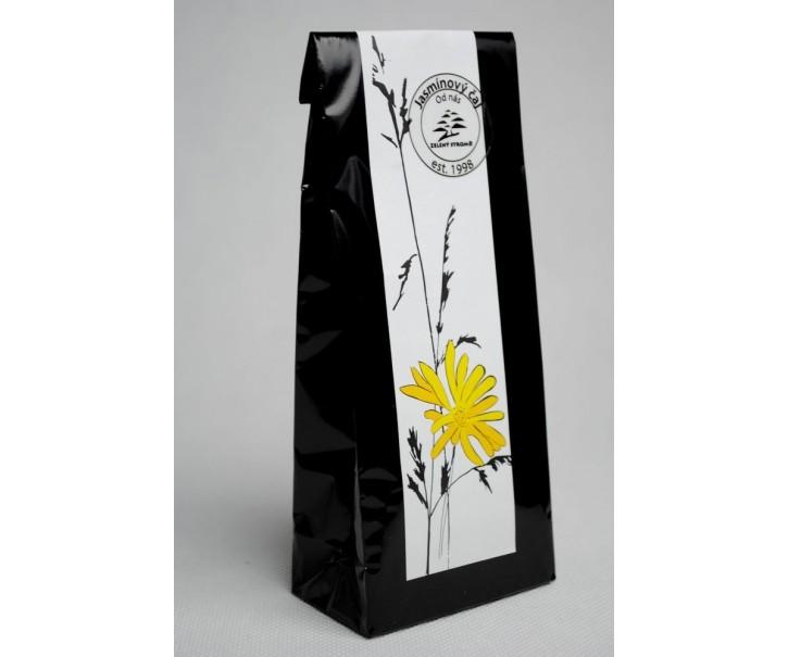 Jasmínový čaj - louka žluté květy