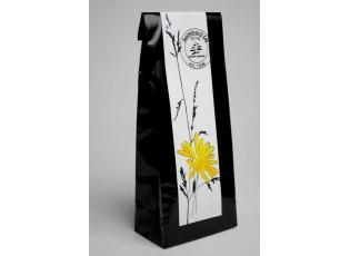 Černý čaj - louka žluté květy