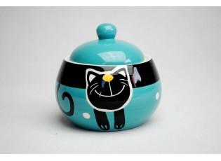 Cukřenka modá veselá kočka