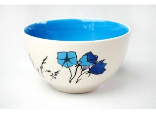 Miska Louka modré zvonky 13,5 x 7,5cm